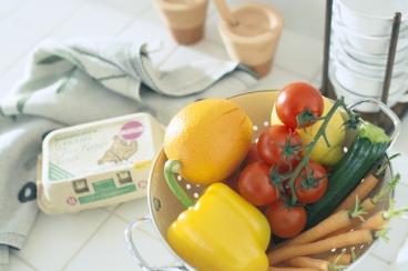 あれもこれも野菜で作りたいって思うことができるようになりました。