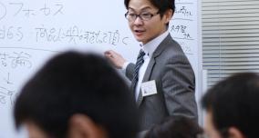 心理学の知識をもとにビジネストレーニングスクールを開業。