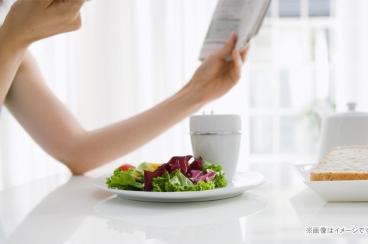 食べているものについての話題が増え、食事の時間を大切にするようになりました。