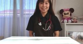 看護だけではなく、栄養学や躾など、トータルで学べたことが大きかったと思っています。