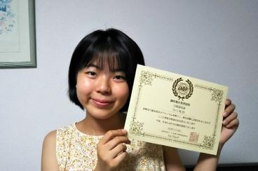 学校の勉強と両立して資格を取得することができました。
