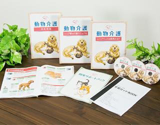 動物介護士&介護ホーム施設責任者W資格取得講座